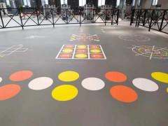 健身房定做图案地胶 功能性360定制塑胶地板厂家