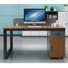 沈阳鑫斯玛特办公家具批发钢架办公桌屏风办公桌双人卡位办公桌