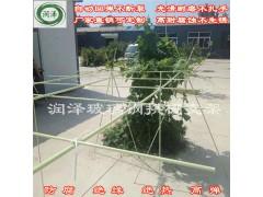 河北海润供应高弹花卉蔬菜育苗棚拱杆农用大棚支架杆